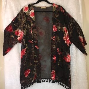 Altard State Velvet Kimono